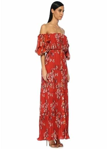 JohannaOrtiz Elbise Kırmızı